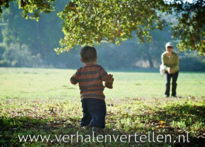 Leren Verhalen Vertellen: Eerste Stapjes!