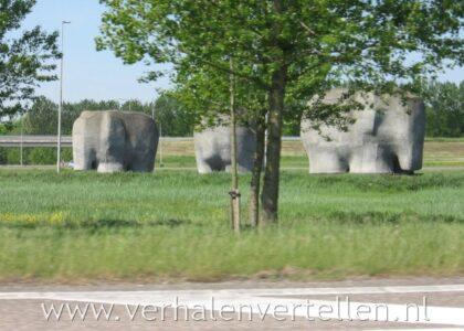 olifanten van almere