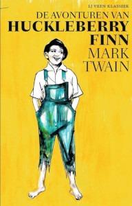 Avonturen Huckleberry Finn Mark Twain