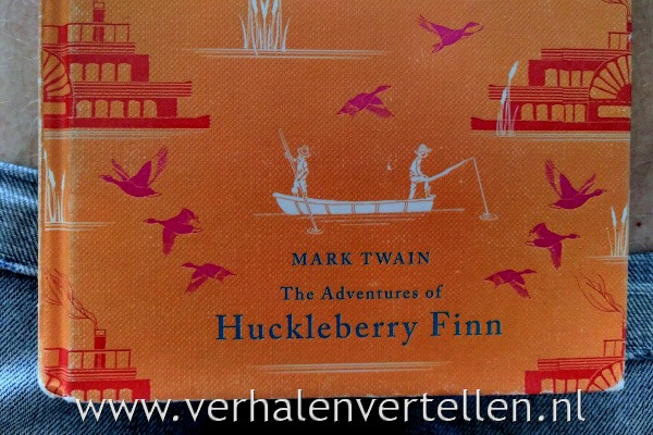 avonturen huckleberry finn mark twain
