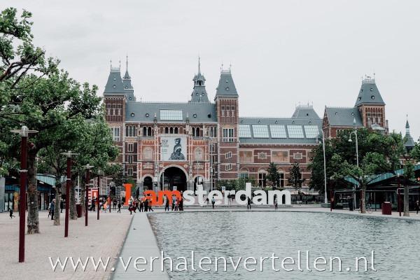 verhalen vertellen amsterdam