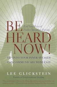 Speaking Circles: Be heard now! door oprichter Lee Glickstein