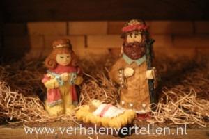 Kerst met de Verhalenverteller : christelijke kerstverhalen