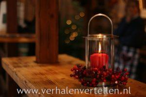 Kerst met verteller