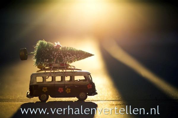 Kerst met de Verhalenverteller Rudolf Roos