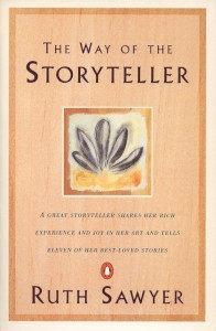 Engelse boeken over Storytelling: The Way of the Storyteller Ruth Sawyer