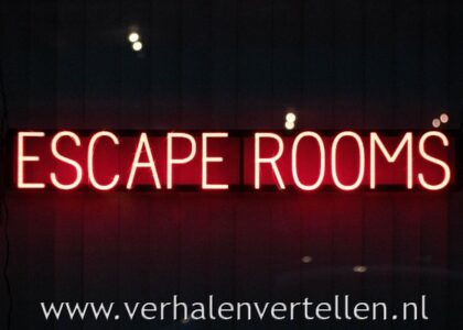 escape room spellen