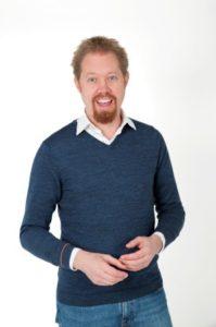 Verhalenverteller Rudolf Roos