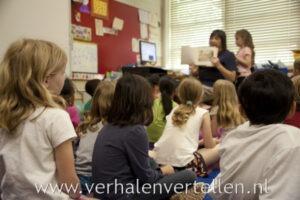 Aandacht is goud waard - Vertellen in het Onderwijs