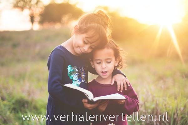 Bijbelverhalen vertellen